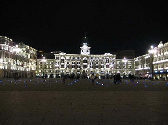 Piazza Unita, Trieste, Italy