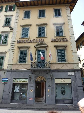 Hotel Boccaccio: Palazzo