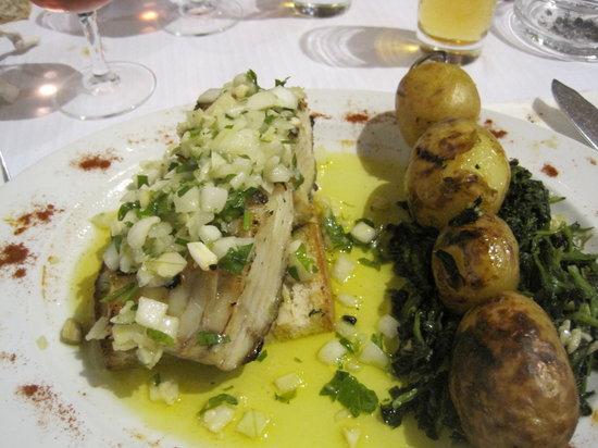 Cervejaria Trindade : tutto a base di pesce..volete favorire??