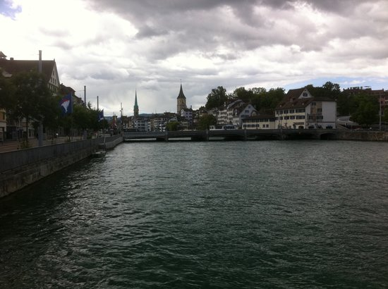 Zurich, Switzerland: View