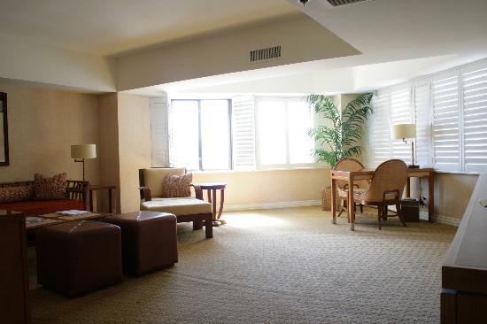 Tropicana Las Vegas A Doubletree By Hilton Hotel Suite 12th Floor Paradise