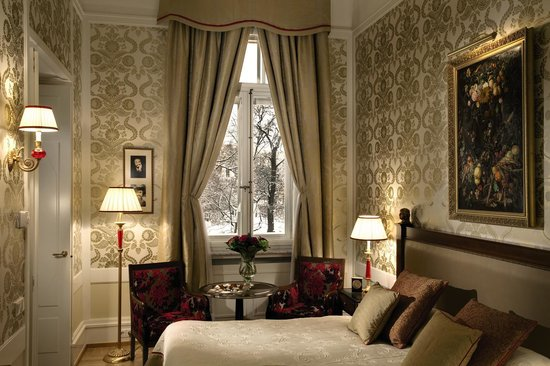Belmond Grand Hotel Europe: Unique Historic Suite