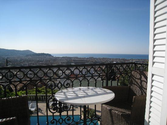 Vista Azzurra: View from the Suite Bella Vista