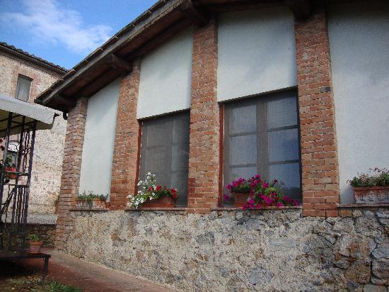 Agriturismo Tre Madonne: capanna