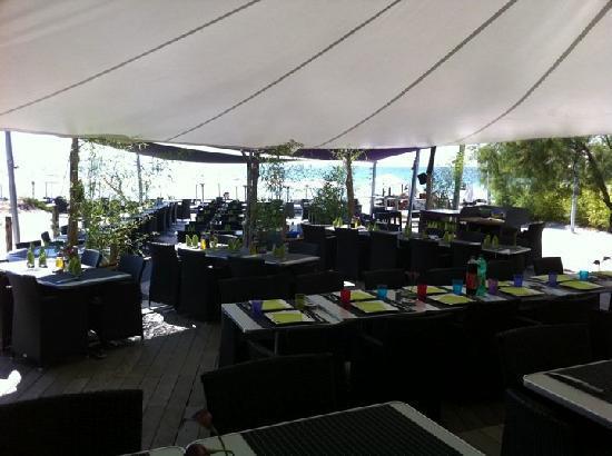 Restaurant Playa Baggia : playa baggia