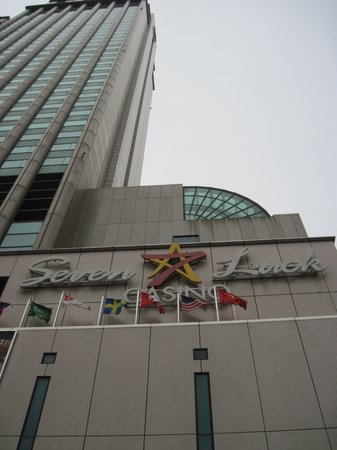Seven Luck Casino Busan Lotte Branch