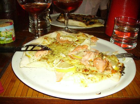 Gepetto : Sublime pizza