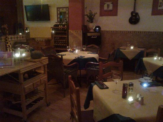 Restaurante MonteMare: inside