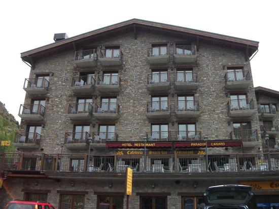 Hotel Parador Canaro: vu d'ensemble