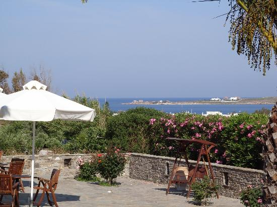 Hotel Eri : view from terrace