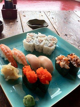 Opa Sushi: sushi combination