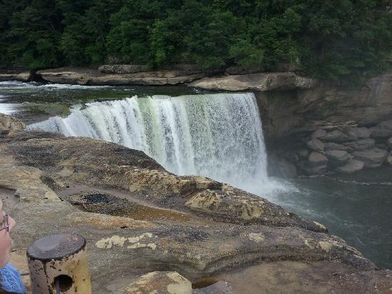 Corbin KOA : Nearby Cumberland Falls
