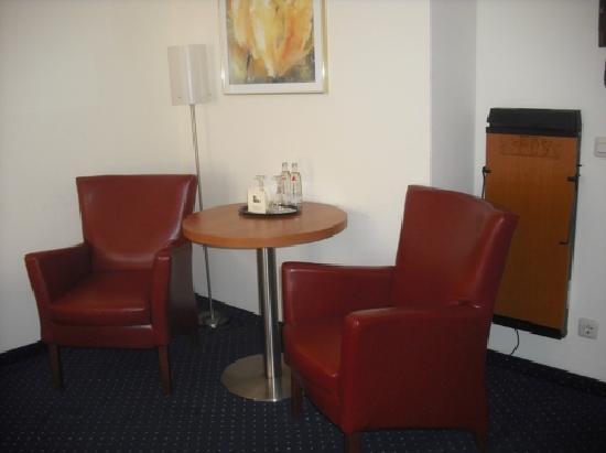 Acora Hotel Und Wohnen Bochum: Sitzecke