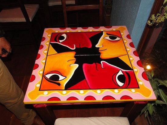 PEERU'S CAFE: Faizaan Peerzada's own design