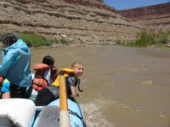 Wild Rivers Expeditions: Getting Wet