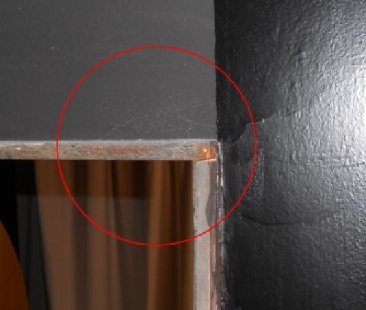 Zauberlehrling: Spinnweben über der Tür