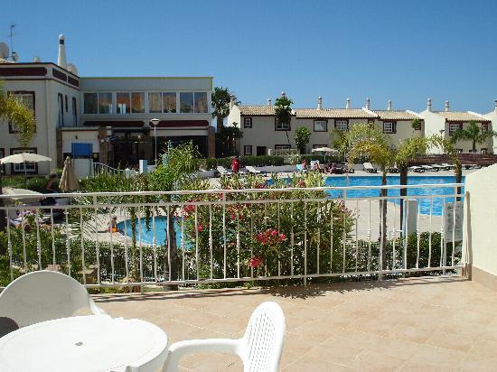 Ponta Grande Resort: View from Apartment 12 balcony
