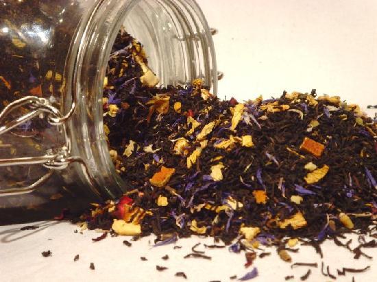 Terra Nera: Tea