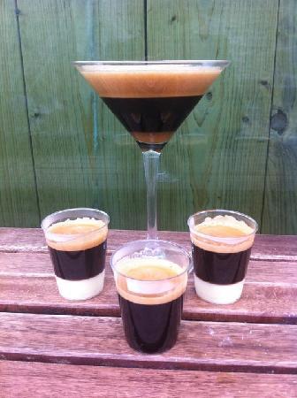 Terra Nera: Espressos selection