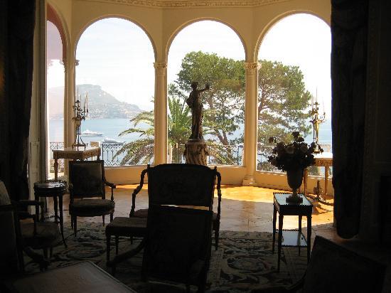 Villa & Jardins Ephrussi de Rothschild: Sitting Room