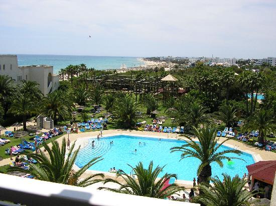 Hotel Manar: Activity pool, high ropes n beach