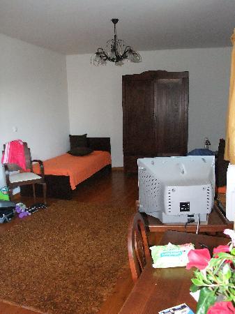 Villa Kerasia : Un côté d'une chambre