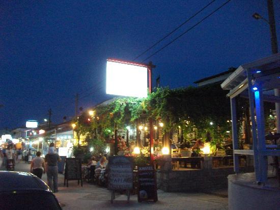 Royal Hotel : Sea front restaurants