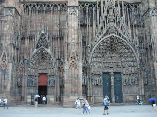 Cathedrale Notre Dame de Strasbourg: Notre Dame de Strasbourg