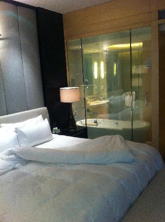 Hotel Nikko Shanghai: HABITACION