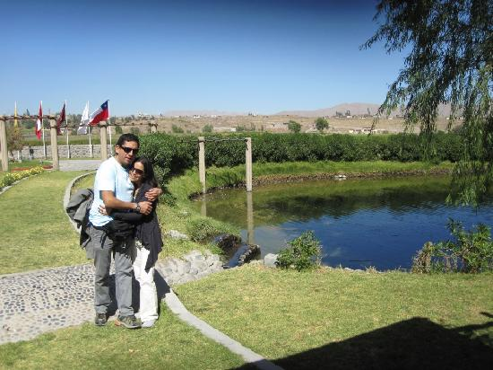 Hotel El Lago Estelar: al pie del lago