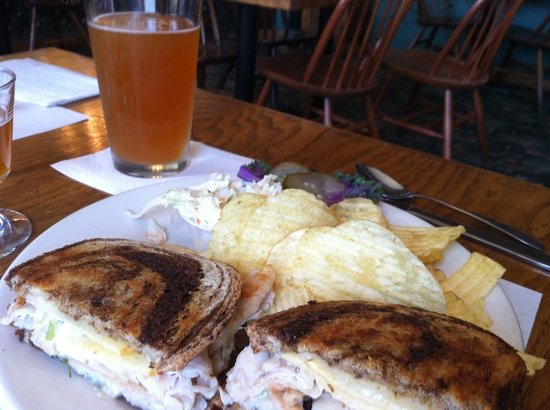 Oasis Restaurant and Brewery: More than just Italian.