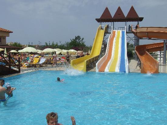 Eftalia Holiday Village: Slide