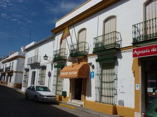 Moguer, Spania: Pensión Platero