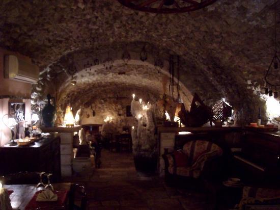 Vieste, Italien: ristorante la ripa