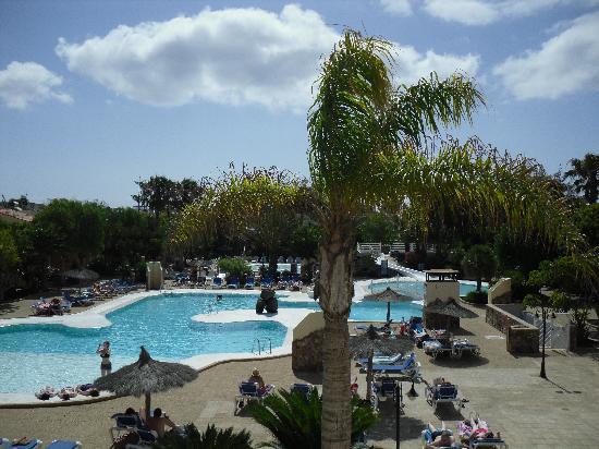 smartline Playa Park: swimming pool area