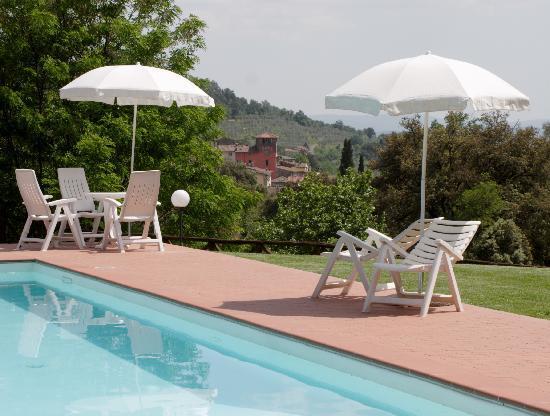 Residence La Ferriera: The Pool