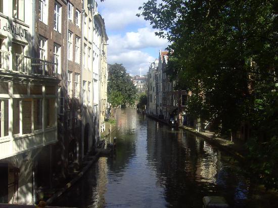 أوترخت, هولندا: Canals in Utrecht