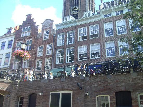 Utrecht, Pays-Bas : streets