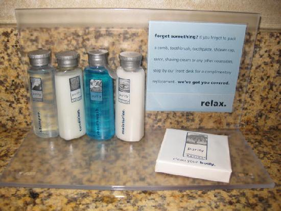 Hampton Inn Harrisonburg South: Relax.