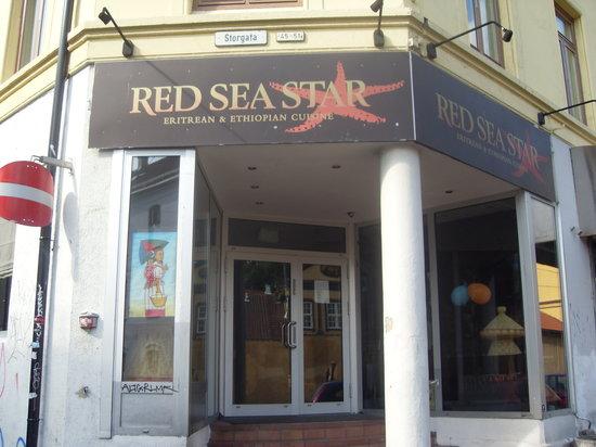 Red Sea Star: Restaurant