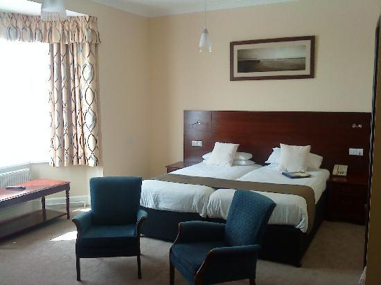 Marsham Court Hotel: Room 208