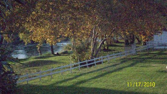 Travelodge Red Bluff : Scenic view of the Sacramento river