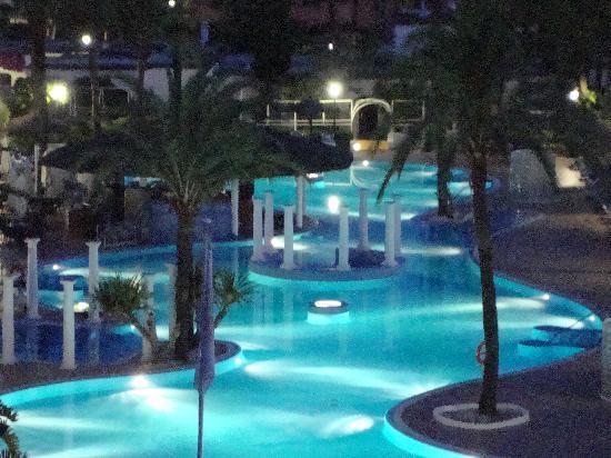 Melia Atlanterra: La piscina del hoyel