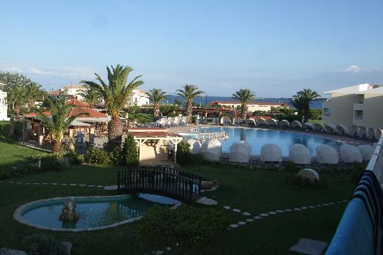 Cephalonia Palace Hotel: View from Balcony