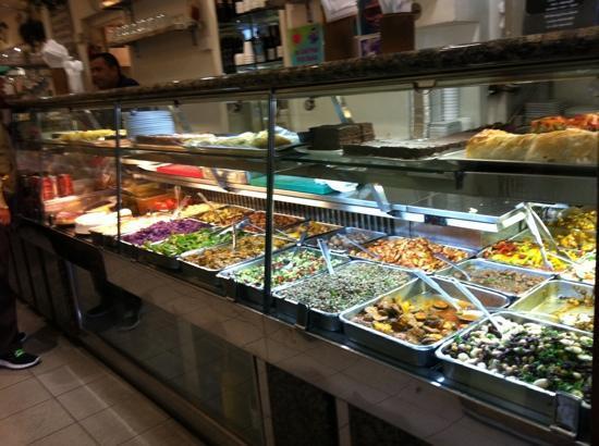 Gaby's Deli : salads