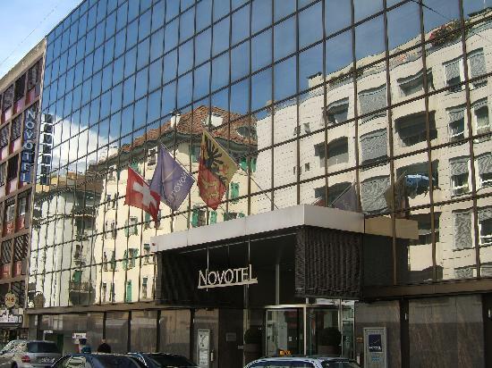 Novotel 5 picture of novotel geneve centre geneva for Hotels geneve