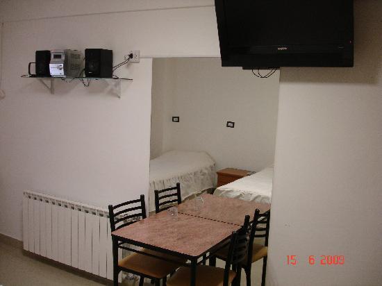 Comodoro Rivadavia, Argentina: Nuestras habitaciones.