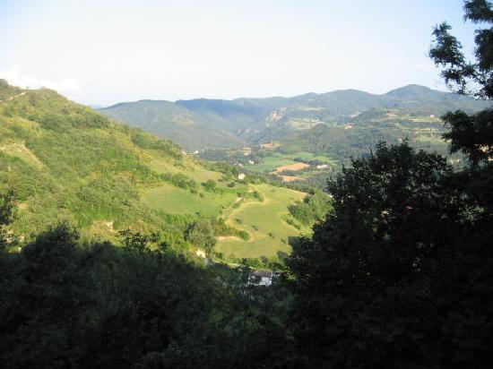 Roccafluvione, Italia: la vista