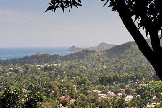 East Timor: View of Dilli