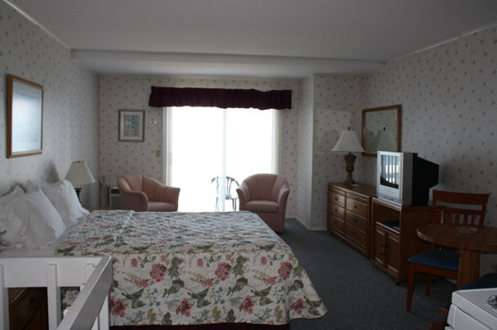 Montauk Soundview Resort Hotel: Room